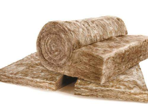 MINERAL WOOL INSULATION WITH ECOSE TECHNOLOGY