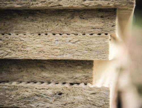 ROCK MINERAL WOOL BOARDS