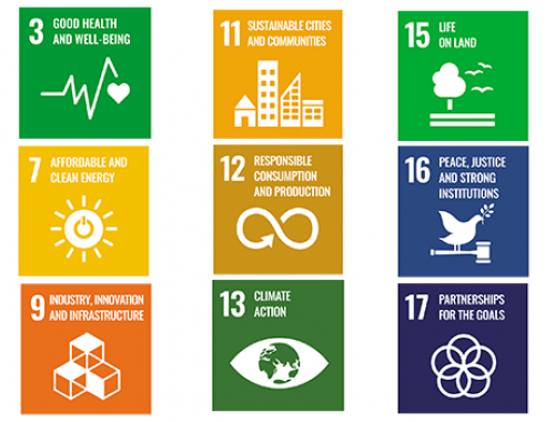 UN Sustainable goals