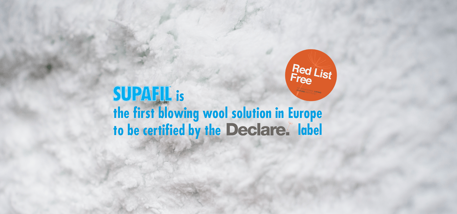 supafil declare label red list free