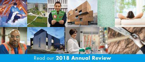 knauf insulation annual review