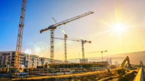 economic outlook construction market