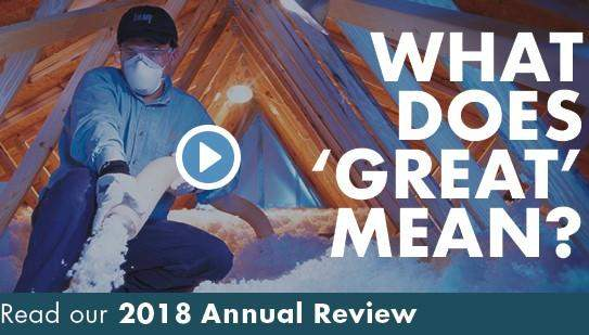 video knauf insulation annual review 2018
