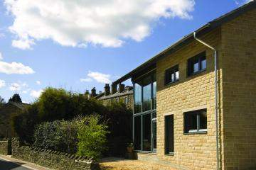 The Denby Dale Passivhaus in UK