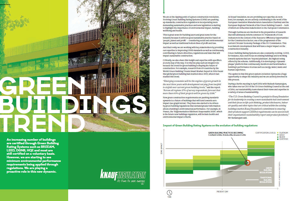 Green Building Pdf knauf